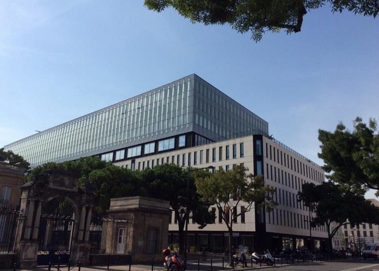 Découverte De La Cité Municipale De Bordeaux