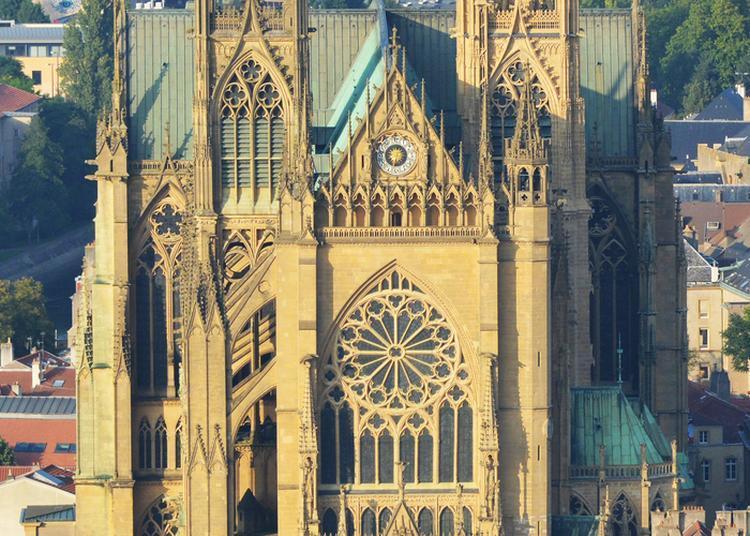 Découverte De La Crypte Et Des Trésors De La Cathédrale à Metz