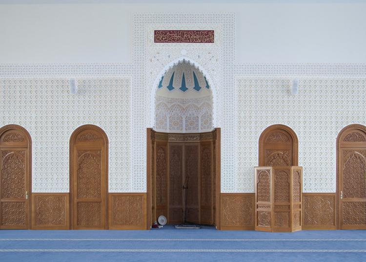 Découverte De La Grande Mosquée à Reims