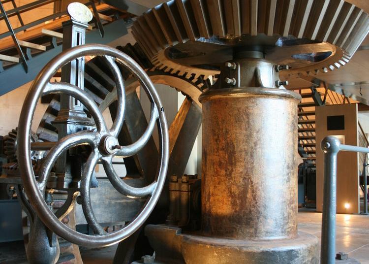 Découverte De La Maison De L'eau, Ancienne Station De Pompage De Cabazat : Expositions Et Visite Guidée Des Parties Cachées à Cahors