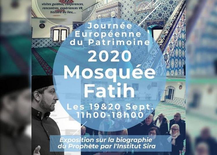 Découverte De La Mosquée Fatih Et De L'exposition Par L'institut Sira à Metz