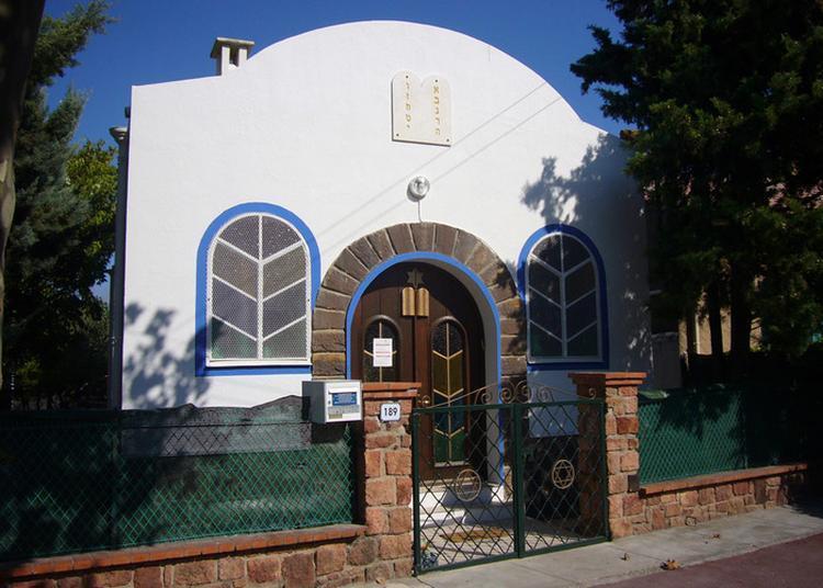 Découverte De La Synagogue à Frejus