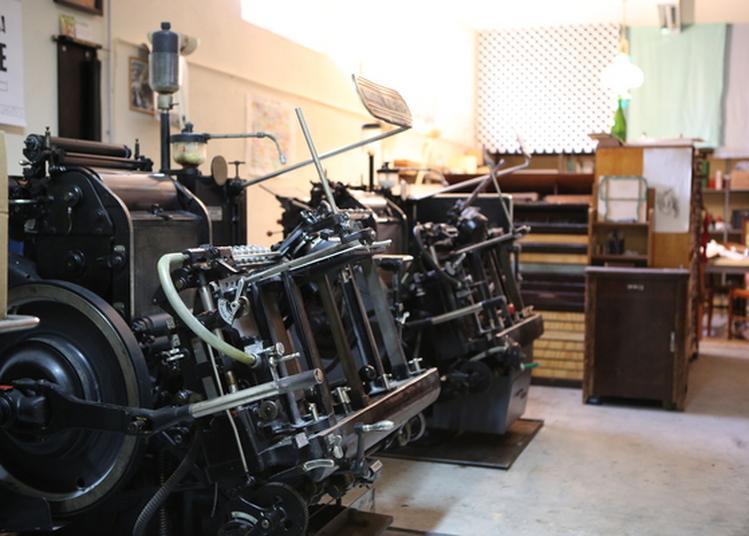 Découverte De La Typographie à Gaillac