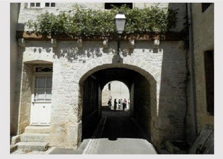 Découverte De Mussy Médiéval à Mussy sur Seine