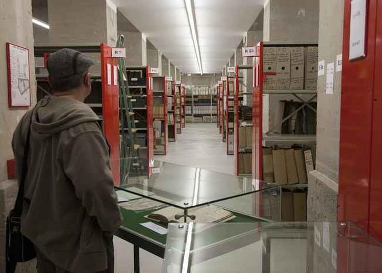 Découverte Des Archives Municipales à Metz