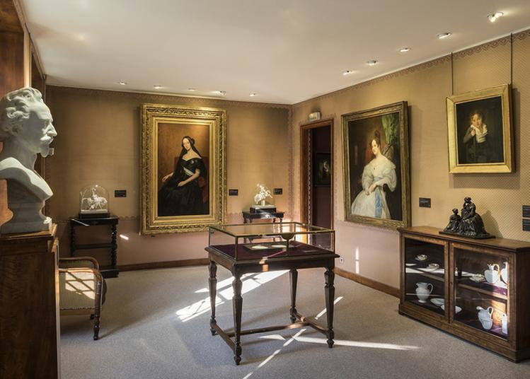 Découverte Des Collections Du Musée De La Vie Romantique à Paris 9ème
