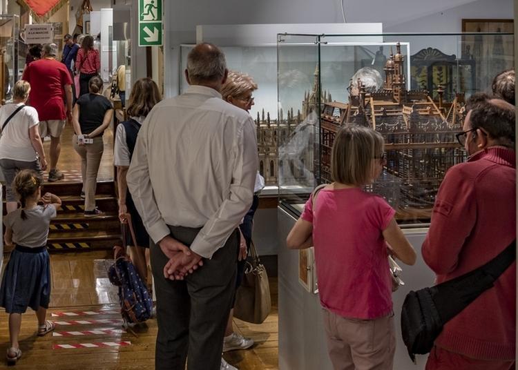 Découverte Des Collections : Les Chefs-d'oeuvre Des Compagnons Et Leurs Histoires à Tours