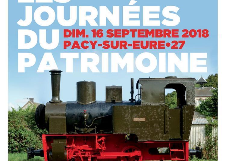 Découverte Des Coulisses Des Activités Ferroviaires à Pacy sur Eure