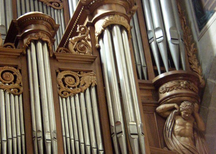 Découverte Des Grandes Orgues Historiques De La Cathédrale D'annecy à Annecy