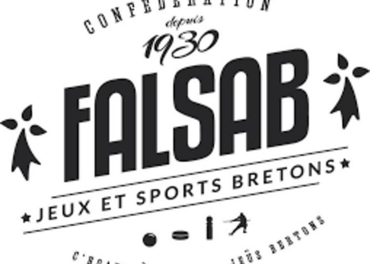 Découverte Des Jeux Traditionnels Bretons Avec La Falsab à Clohars Fouesnant