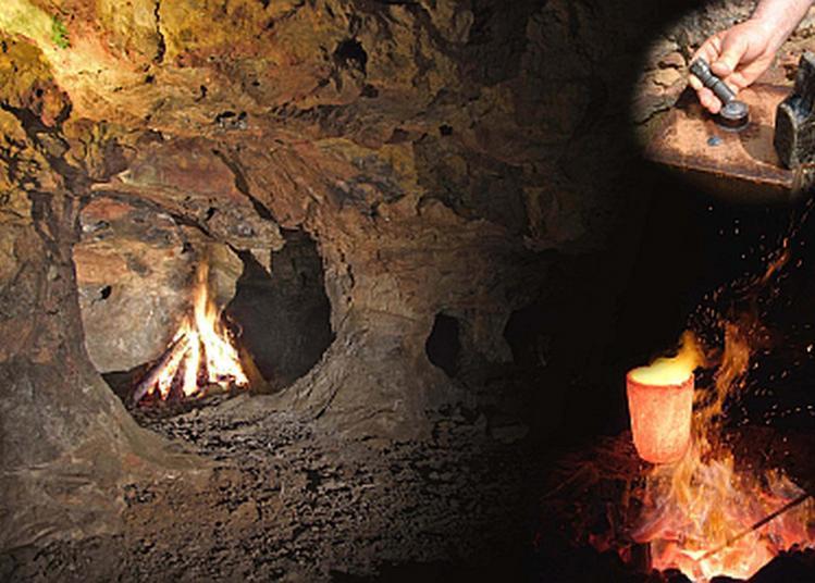 Découverte Des Mines D'argent Des Rois Francs à Melle