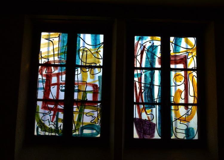 Découverte Des Oeuvres De Bernard Chardon à La Chapelle au Riboul