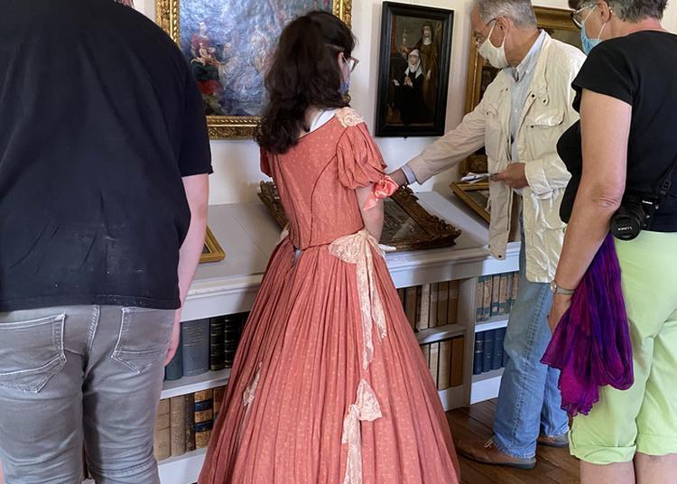 Découverte Des Pièces Secrètes Et Dégustation Au Château ! à Laas