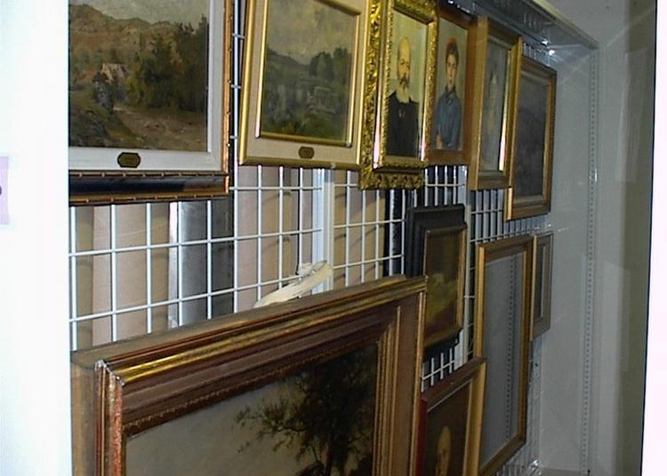 Découverte Des Réserves Du Musée à Bourgoin Jallieu