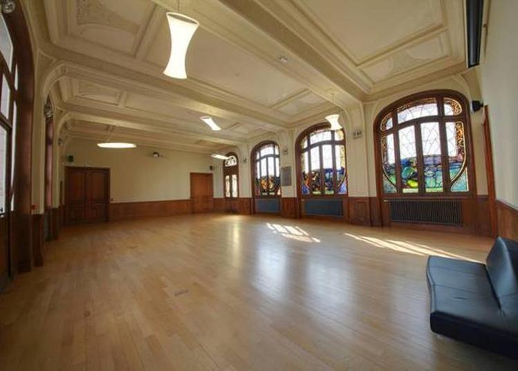 Découverte Des Salles Patrimoniales De La Cci à Nancy