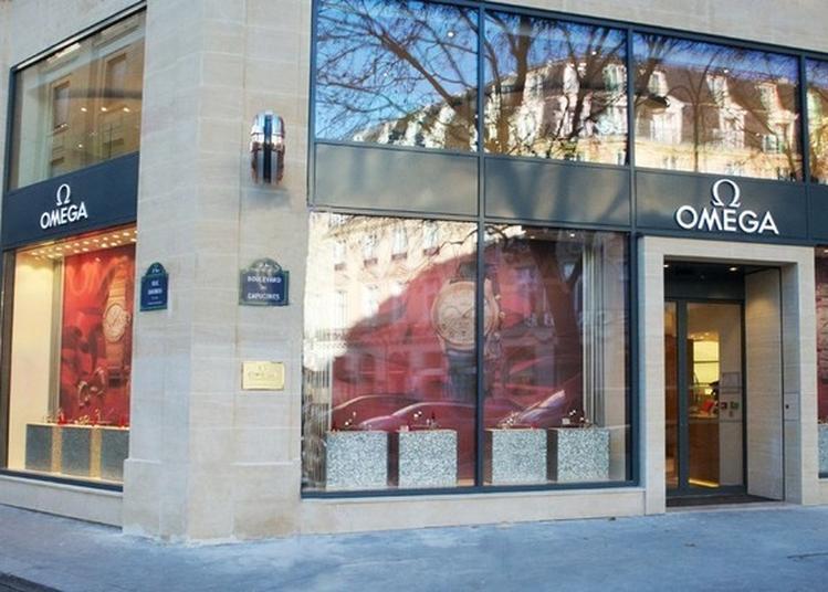Découverte Des Technologies Utilisées Par La Manufacture Omega à Paris 9ème