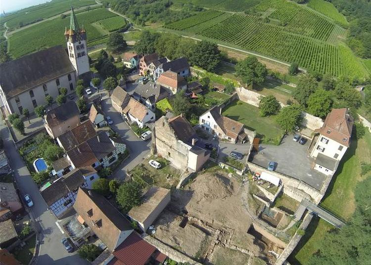 Découverte Des Trois édifices Religieux Baroques De Châtenois à Chatenois