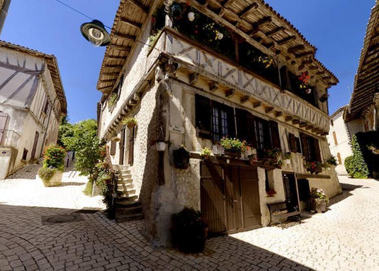 Découverte Du Bourg Castral De Cancon