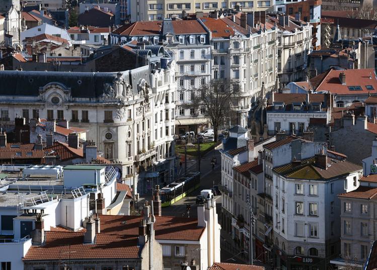 Découverte Du Centre-ville De Saint-Étienne à Saint Etienne