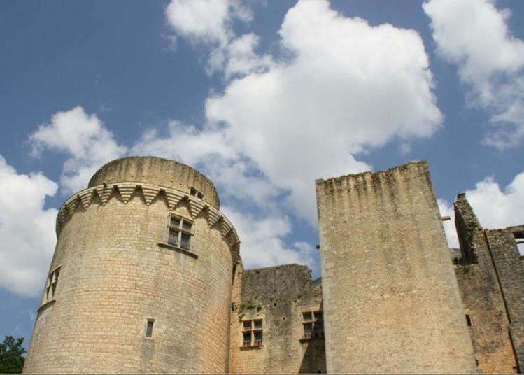 Découverte Du Château De Bonaguil à Saint Front sur Lemance