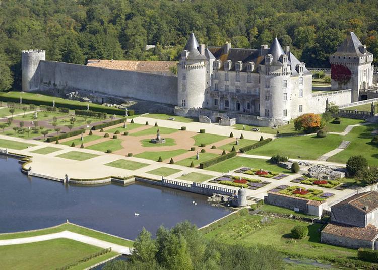 Découverte Du Château De La Roche Courbon à Saint Porchaire