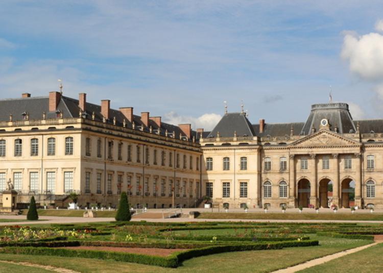 Découverte Du Château De Lunéville, Château Des Derniers Ducs De Lorraine à Luneville