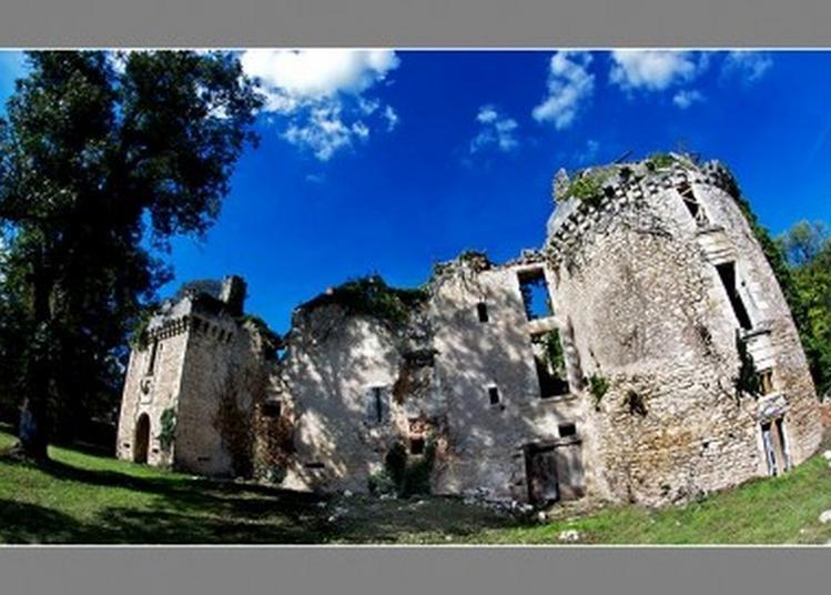Découverte Du Château De Marqueyssac à Saint Pantaly d'Ans