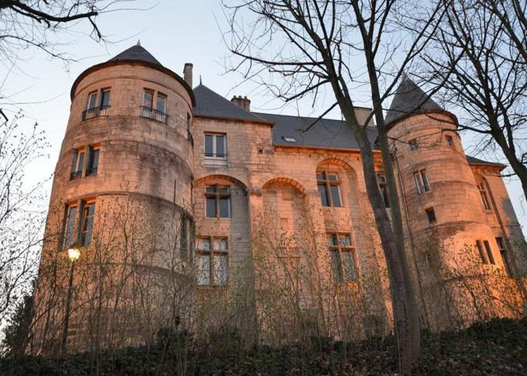 Découverte Du Château De Montataire, Un Patrimoine Du Xiième Siècle