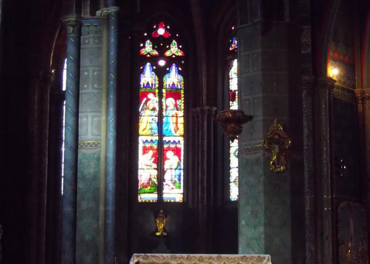 Découverte Du Choeur De La Cathédrale Sainte-marie à Oloron sainte Marie