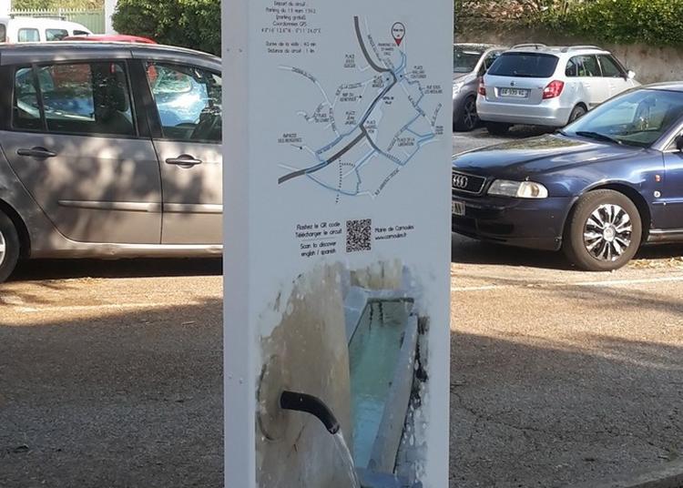 Découverte Du Circuit Au Fil De L'eau à Carnoules