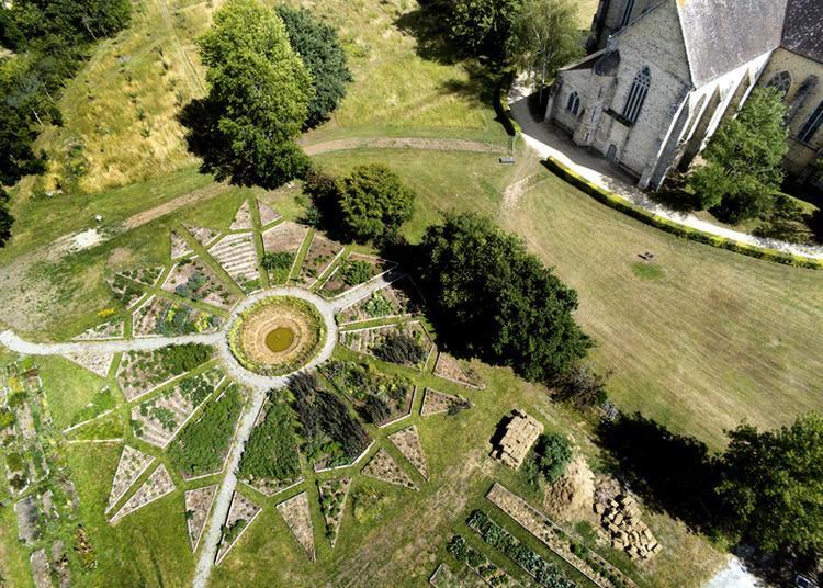 Découverte Du Jardin Permacole à Change
