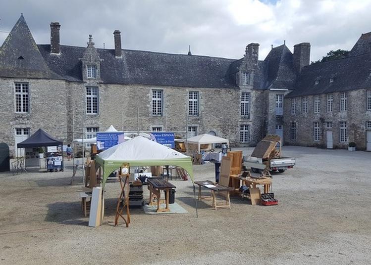 Découverte Du Lieu Et De Son Histoire - Château De Callac à Plumelec