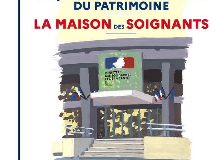 Découverte Du Ministère Des Solidarités Et De La Santé à Paris 7ème