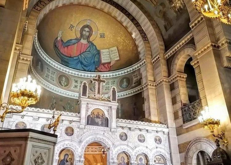 Découverte Du Monde Orthodoxe à La Cathédrale Saint-stéphane à Paris 8ème