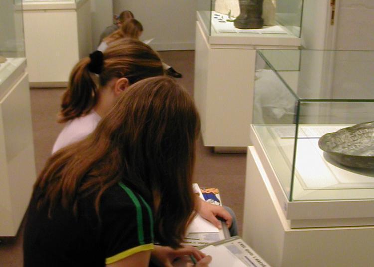 Découverte Du Musée Archéologique à Strasbourg