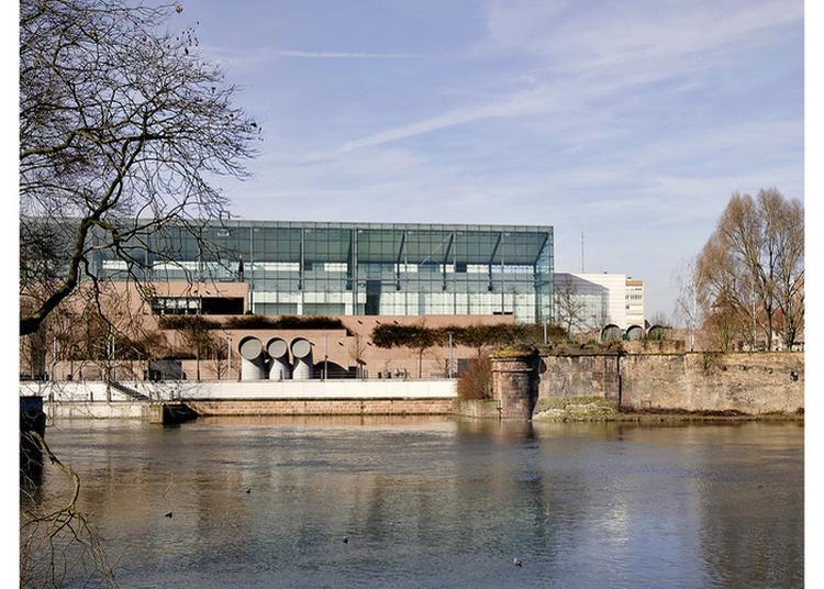 Découverte Du Musée D'art Moderne Et Contemporain De Strasbourg