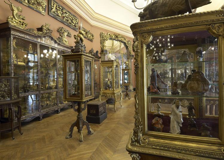 Découverte Du Musée D'ennery à Paris