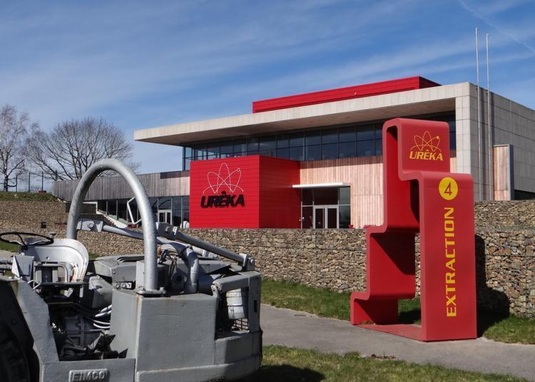 Découverte Du Musée De La Mine Ureka à Bessines sur Gartempe