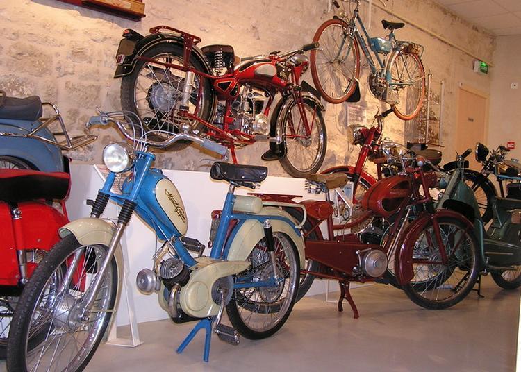 Découverte Du Musée De Motos Anciennes Monet & Goyon à Melle