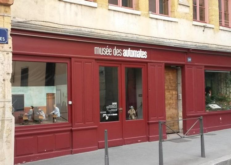 Découverte Du Musée Des Automates à Vaulx en Velin