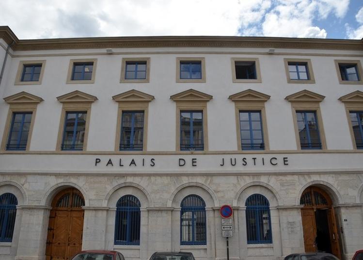 Découverte Du Palais De Justice De Valence