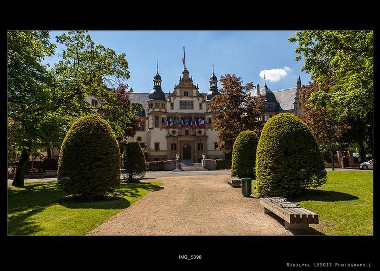 Découverte Du Palais Du Gouverneur à Metz