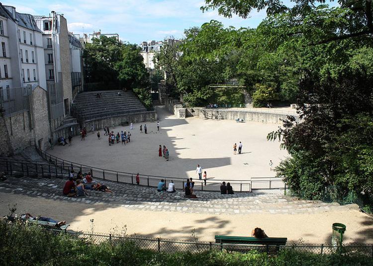 Découverte Du Paris Antique à Paris 4ème