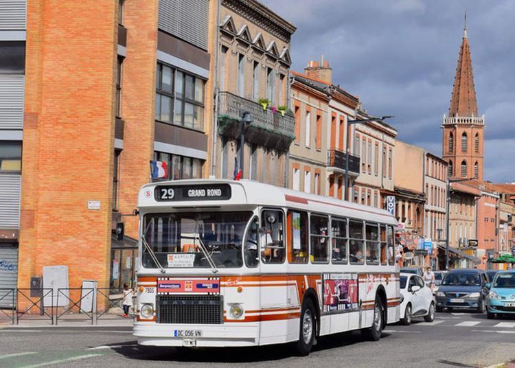 Découverte Du Patrimoine Des Transports Collectifs Toulousains à Toulouse