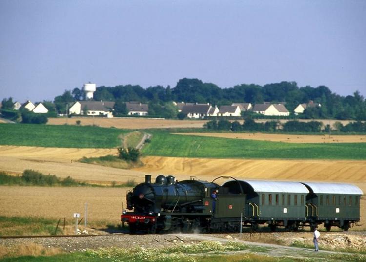 Découverte Du Patrimoine Ferroviaire Historique à Saint Quentin