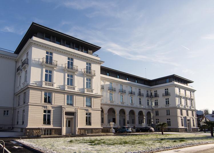 Découverte Du Patrimoine Scientifique Du Pavillon Bellevue à Meudon