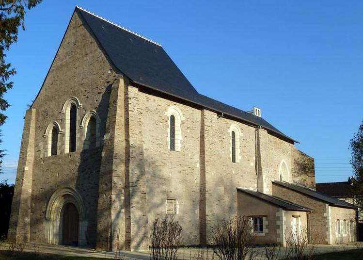 Découverte Du Prieuré Saint-augustin, Son Parc, Sa Chapelle Classée Et Son Histoire D'hier Et De Demain. à Angers