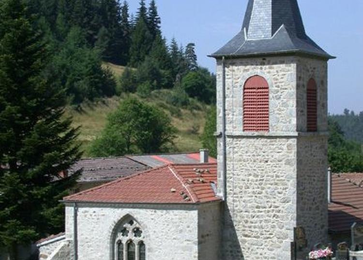Découverte Du Site Cistercien De Clavas. à Riotord