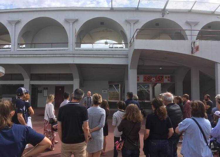 Découverte Du Stade Chaban-delmas à Bordeaux