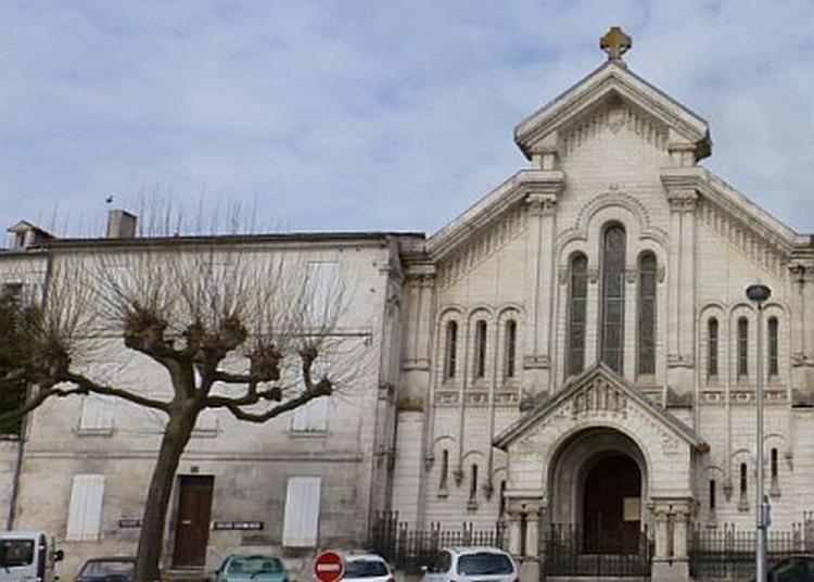 Découverte Du Temple à Saintes